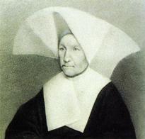 Portrait der Seherin Catharina Labouré